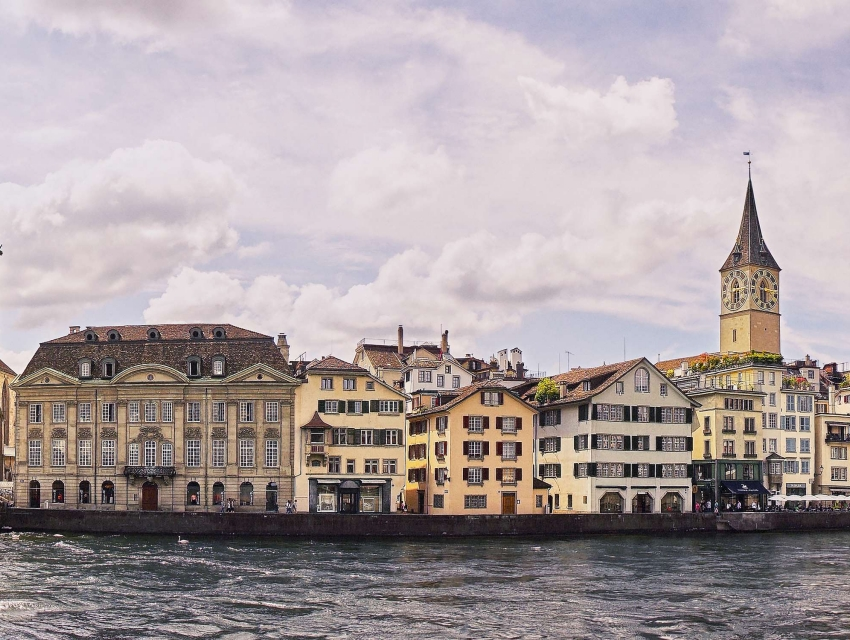 A Day in Zurich